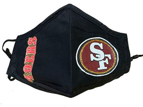 SF 49ers Blinged