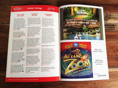 Inside SMS Booklet Guide