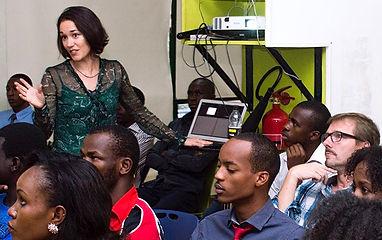 Jessica Berlin innovation Africa Europe speaker