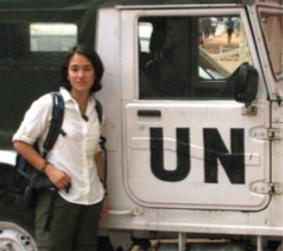 Jessica Berlin research international security