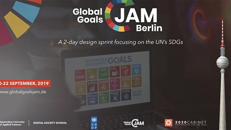 Global Goals Jam Berlin 2019 #1
