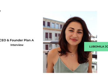 Plan A Founder & CEO Lubomila Jordanova on fighting climate change with data-driven technology