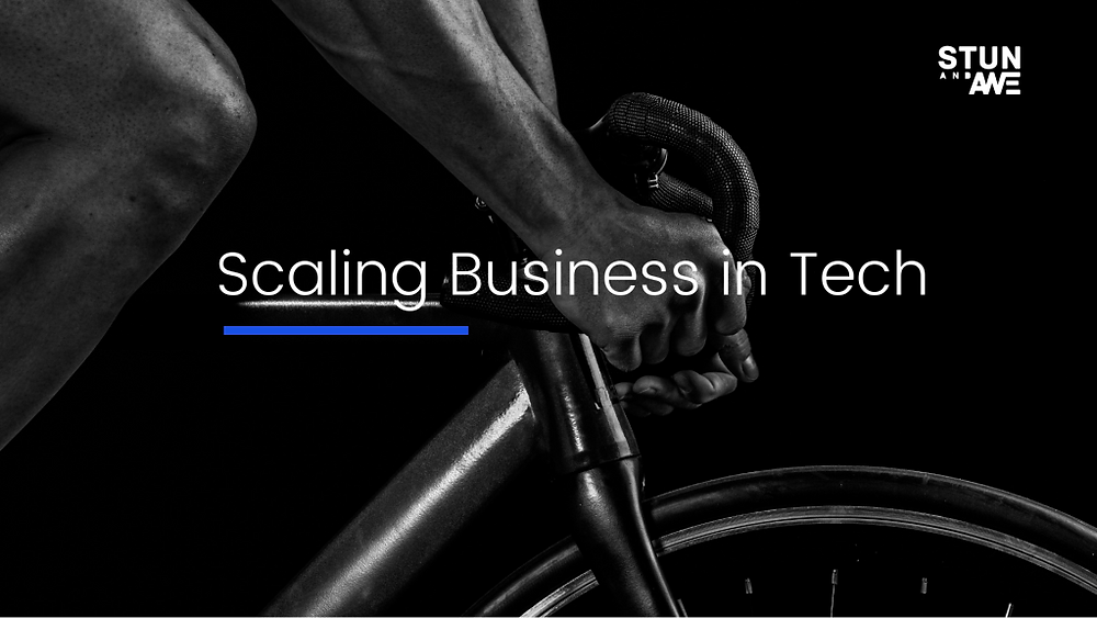Ultimate Checklist on Scaling Business in Tech : See what approach, tool, processes you have or lack
