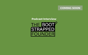 Podcast Interview Thebootstrapphingfound