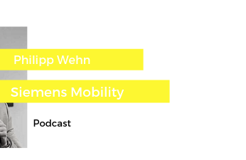 Philipp Wehn – Siemens Mobility's Innovation Approach to Rapid Prototyping and Saving Lives