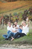 Andrea, Sandra and Alice Tavares - Quint