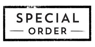 Miscellanous/Special Order