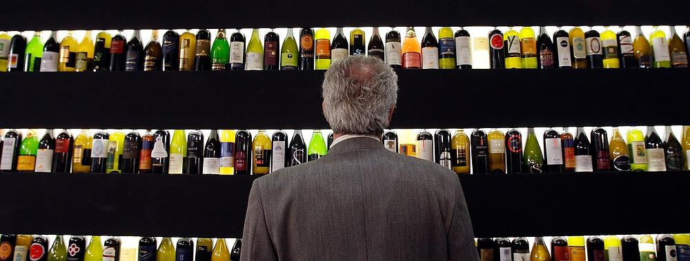 Владение атрибутом винного бренда
