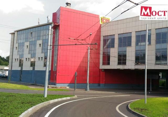 тц мост вид с Волгоградского проспекта.j