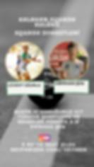 Kalahan Squash Kulübü Squash Sohbetleri Emirhan Şen & Levent Uğurlu