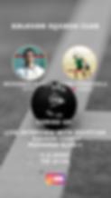 Mohamed Elkeiy ile Squash Röportajımız w/Ergin Yörükoğlu