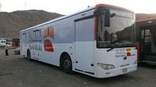 «سابتكو» لمدة ثلاث سنوات عقداً لتقديم الإعلان على الحافلات