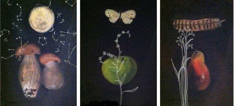 Series of Three Things