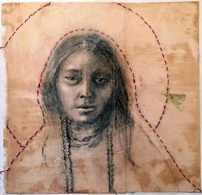 encaustic native portrait stitched.jpg