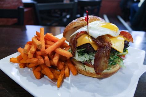 Jumbo Classic Cheese Burger