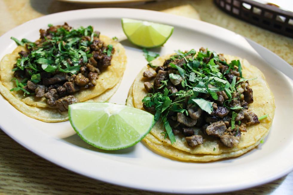 2 Steak Tacos