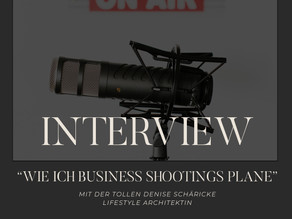 Interview: Wie ich Business Shootings plane