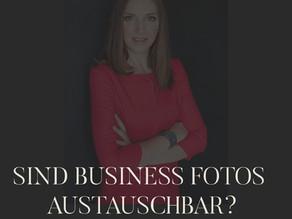 Sind Business Fotos austauschbar?