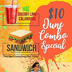 June Combo Special!