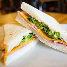 Pika's Ham & Cheese