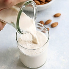 Almond or Soy Milk