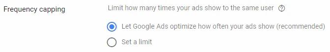 Настройки на локация в Google Ads
