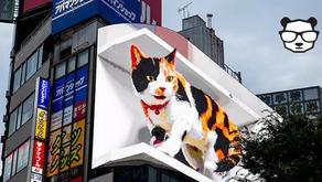 3D билборди променят външната реклама в Китай
