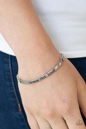Dream Out Loud Inspirational Bracelet