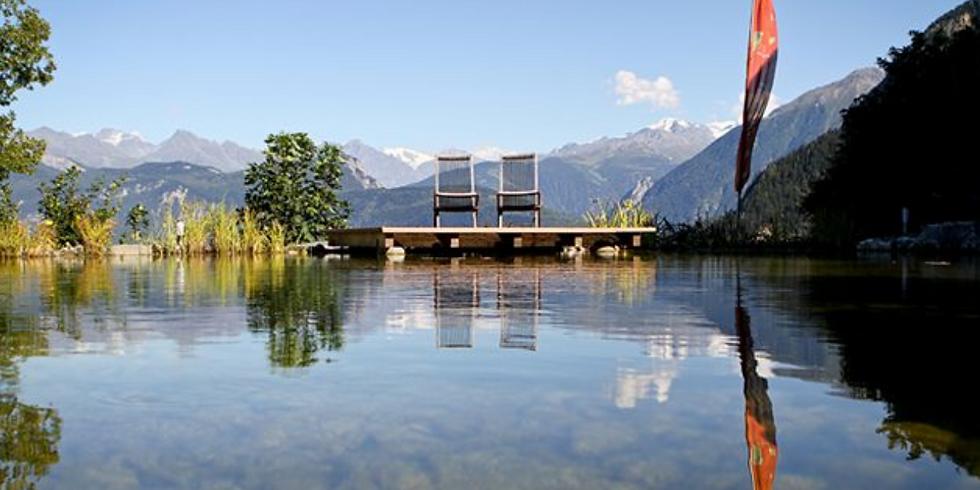 Autumn Yoga Retreat in Wallis, Switzerland