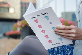 mockup-of-a-woman-reading-a-softcover-bo
