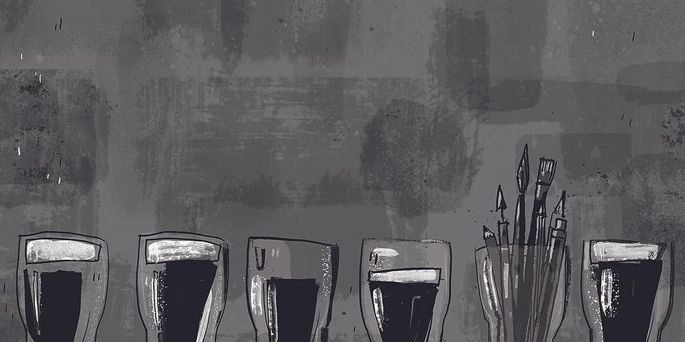 DRINK&DRAW אבן גבירול