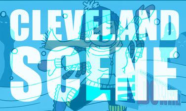Cleveland scene comics issue
