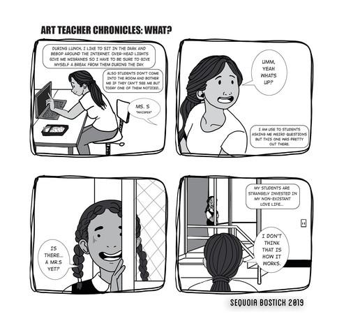 Art Teacher Chronicles: What?