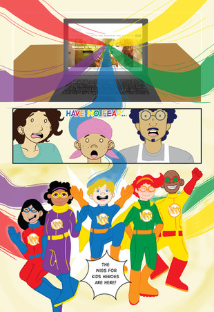 Wigs for kids comic pg 3