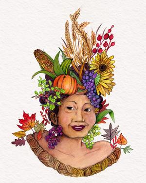 Grandmother Harvest