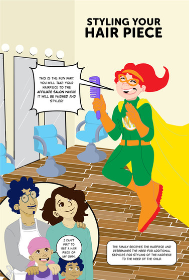Wigs for kids comic pg 9