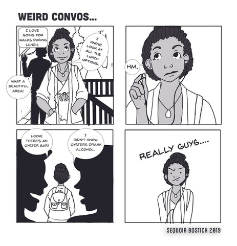 Weird Convos
