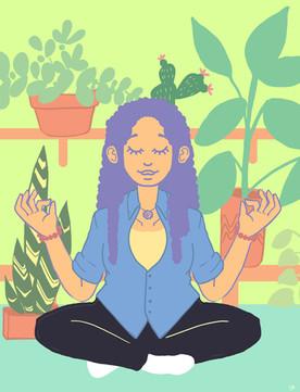 Plant zen