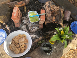 Y5: Axes, Wheelbarrows & Wild Garlic Bread