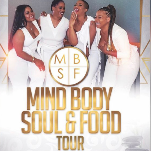 MIND, BODY, SOUL, AND FOOD TOUR