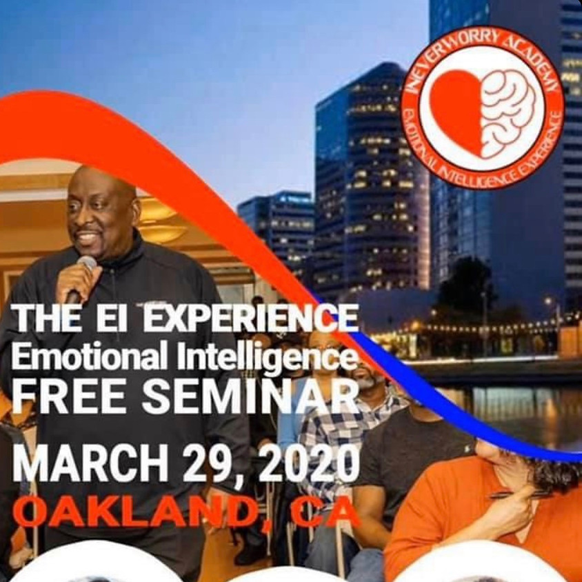 Emotional Intelligence FREE SEMINAR!!! SCROLL DOWN!!!!
