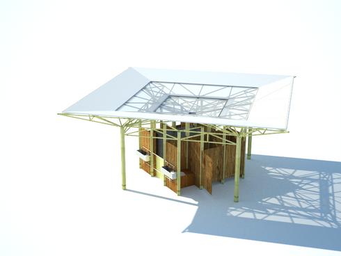 Atelier Rwanda, IUAV