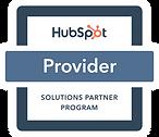Hubspot  provider badge.png