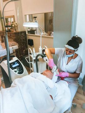 Cellulo - soin raffermissant du visage - cursus technologie actuelle