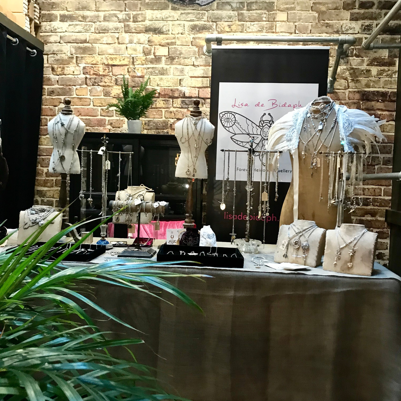 Forever Heirloom Jewellery's Stand