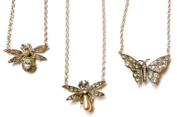 Antique Victorian Bugs