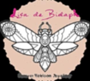 Lisa De Bidaph Logo with mandala v2.png