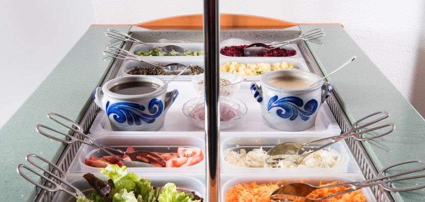 Salatbuffet