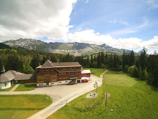 Berggasthaus in der Schweiz - Zentralschweiz