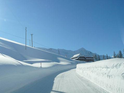 Skilager im Skigebiet Sörenberg in der Schweiz
